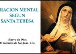 Oración Mental Según Santa Teresa