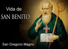 Vida de San Benito Abad