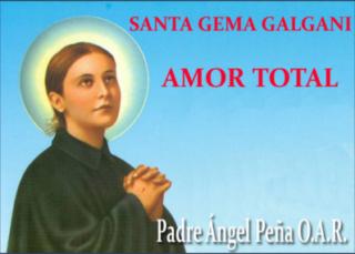 Santa Gema Galgani Amor Total