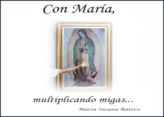 Con María, multiplicando migas...