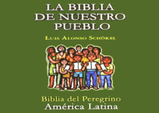 La Biblia de Nuestro Pueblo