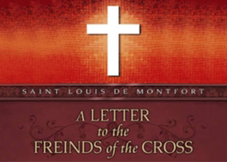 Download eBook A Letter to the Friends of the Cross