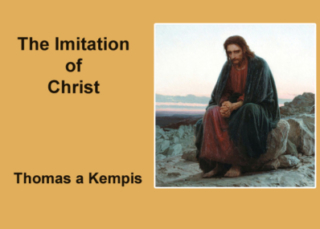 Book eBook The Imitation of Christ
