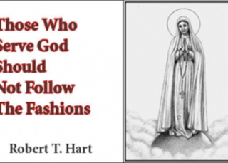 Download eBook Those Who Serve God Should Not Follow The Fashions