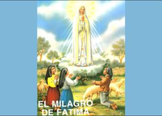 El Milagro de Fatima (comic)