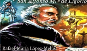 San Alfonso María de Ligorio (Ilustrado)