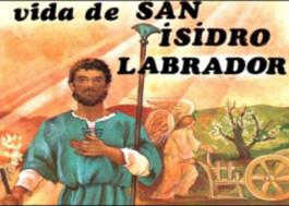 San Isidro Labrador (Ilustrado)