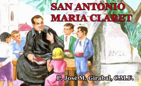 San Antonio María Claret (Ilustrado)