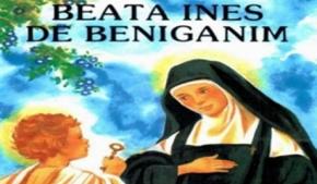 Beata Inés de Beniganim (Ilustrado)