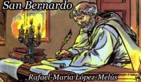 San Bernardo Abad (Ilustrado)