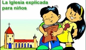 La Iglesia explicada para niños (PDF)