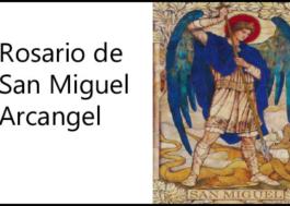 Rosario de San Miguel Arcangel