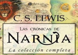 Las crónicas de Narnia:  La colección completa