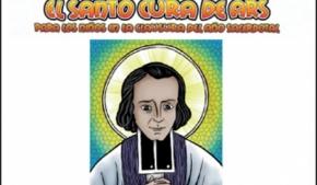 San Juan María Vianney - Cómic para Niños