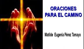 Oraciones para el camino