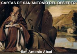 Cartas de San Antonio del desierto