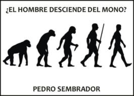 ¿El hombre desciende del mono?