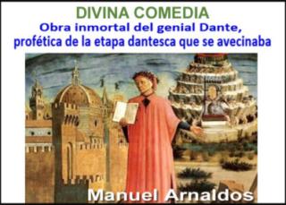 Divina Comedia de Dante (explicación)