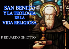 San Benito y La Teología de La Vida Religiosa