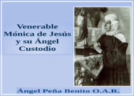 Venerable Mónica de Jesús y su Ángel Custodio