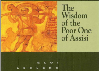 Book eBook The Wisdom of the Poor One of Assisi