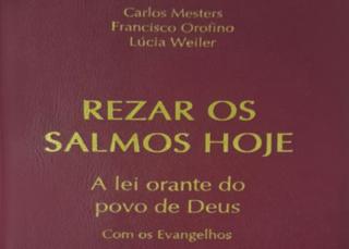 Livro eBook Rezar os Salmos Hoje