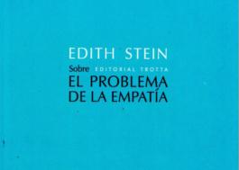 Sobre el problema de la empatía
