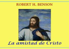 La amistad de Cristo