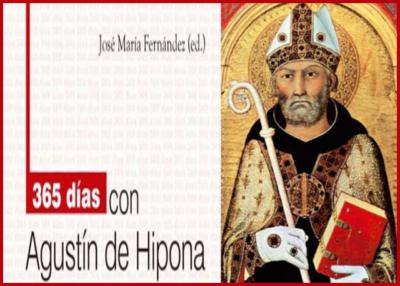 Libro eBook 365 días con San Agustín de Hipona