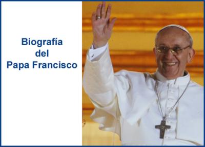 Libro eBook Biografía del Papa Francisco
