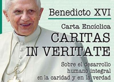 Libro eBook Carta Encíclica Caritas in Veritate