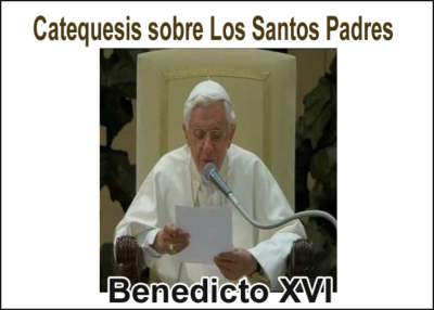 Libro eBook Catequesis sobre los Santos Padres