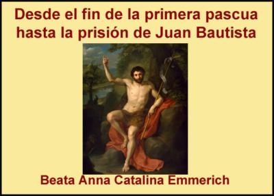 Libro eBook Desde el fin de la primera pascua hasta la prisión de Juan Bautista Tomo V
