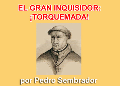Libro eBook El Gran Inquisidor: ¡Torquemada!