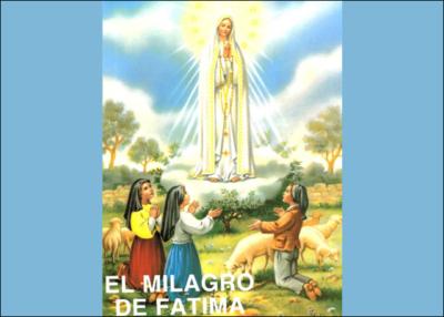 Libro eBook PDF El Milagro de Fatima (comic)
