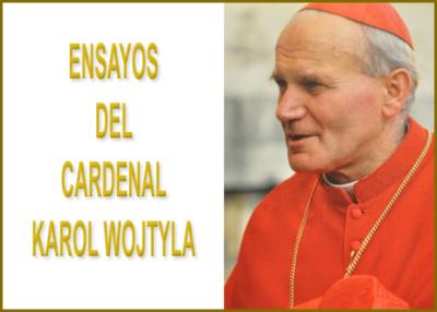 Libro eBook Ensayos del Cardenal Karol Wojtyla