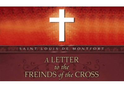 Book eBook A Letter to the Friends of the Cross