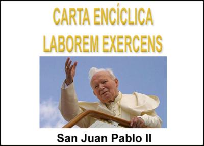Libro eBook Carta Encíclica Laborem Exercens
