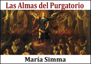 Libro eBook Las Almas del Purgatorio