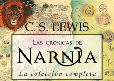 Libro eBook Las crónicas de Narnia