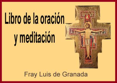 Libro eBook de la oración y meditación