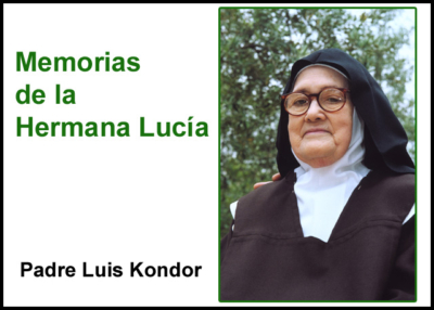 Libro eBook MEMORIAS de la Hermana Lucía