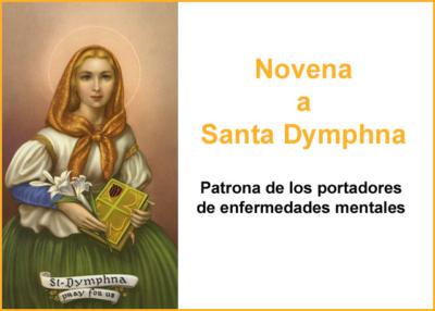 Libro eBook Novena a Santa Dymphna
