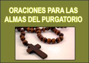 Libro eBook Oraciones por las almas del Purgatorio