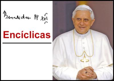 Libro eBook PDF Encíclicas del Papa Benedicto XVI