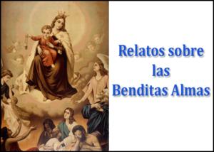 Libro eBook Relatos sobre las benditas Almas
