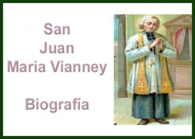 Libro eBook San Juan Maria Vianney - Biografia