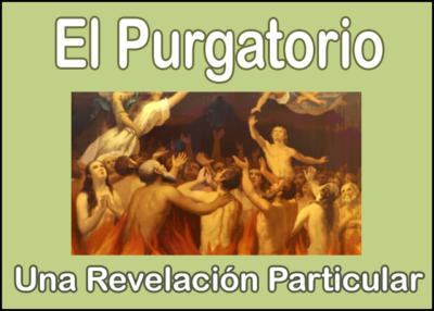 Libro eBook El Purgatorio: Una Revelación Particular