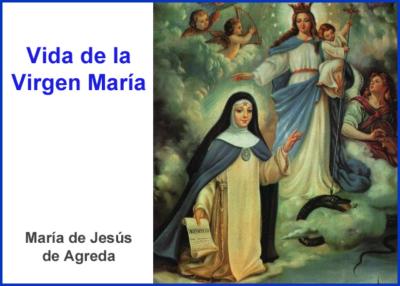 Libro eBook Vida de la Virgen María