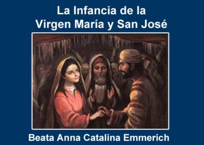 Libro eBook La Infancia de la Virgen María y San José